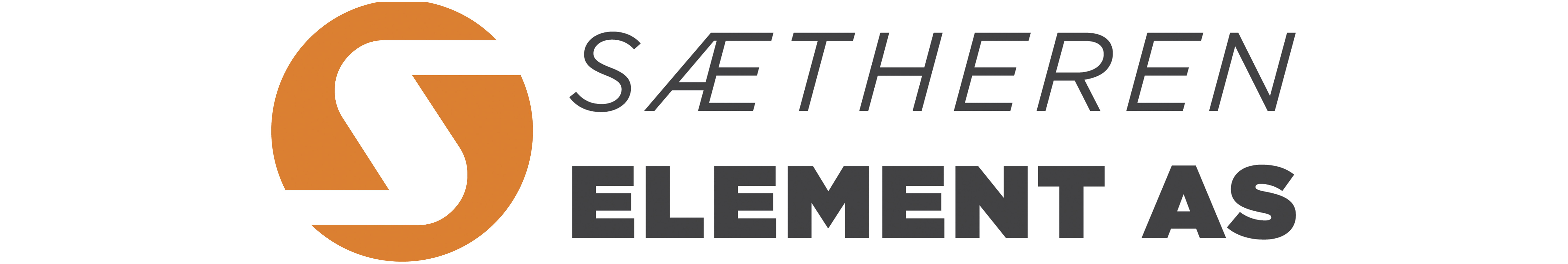 Sætheren Element AS Logo